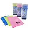 The Kool Towel Chilly Pad Cooling Sports Towel for Instant Heat Relief from Outdoor Activities, Exercise, Yoga,  Pilates, Travel, Workouts, Neck Headband Bandana Scarf