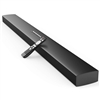 MEIDONG SOUNDBAR 12 Drivers 72 Watt 43 Inch, Meidong Sound Bar for TV Wireless and Wired Audio Bluetooth TV Speakers with Deep Bass (Improved, 8 Diaphragms, Optical/RCA/AUX/Bluetooth/Remote Control)