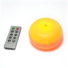 Candle Choice LED Pumpkin Light with Remote and Timer, Jack-O-Lantern Light, Halloween Light, Flameless Candle for Pumpkin